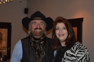 Michael Martin Murphey and me 3.24.15